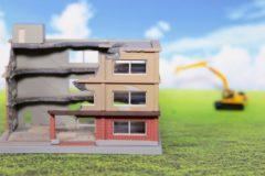 建築と解体の分離発注のすすめ!